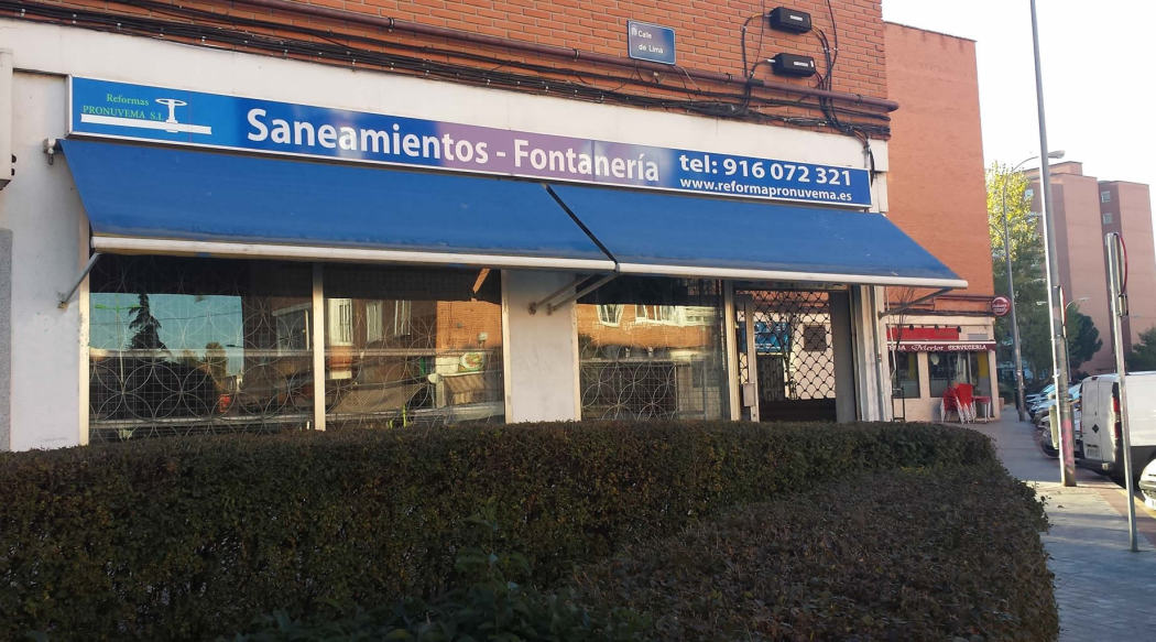 Saneamientos Fontaneria